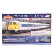 Bachmann OO gauge model railways 'Western Pullman' set; 30-420, sound fitted, appear unused.