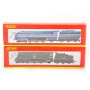 Two Hornby OO gauge model railway locomotives, R2260, R2285