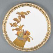 A set of twelve Minton dessert plates,