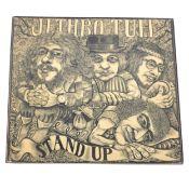 Jethro Tull; LP vinyl record, Stand Up