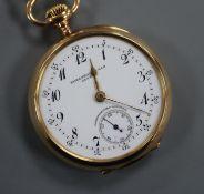 A lady's Patek Philipe pocket watch