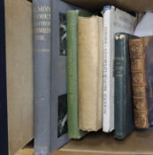 Assorted books relating to angling and the sea
