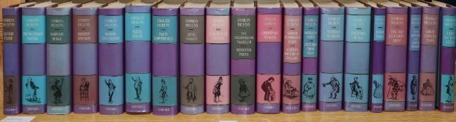 The Oxford Illustrated Dickens - 20 volumes