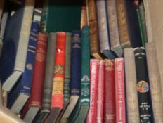 Two boxes of general children's books, including duplicates