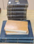 Brandon, Raphael and J. Arthur - An Analysis on Gothic Architecture, 2 vols, folio, cloth, Edinburgh