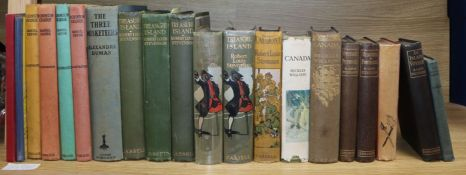 Burnard, Francis, Sir - The Fox's Frolic's, illustrated by Harry B. Neilson, oblong folio, London