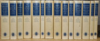 The History of English literature, 14 volumes