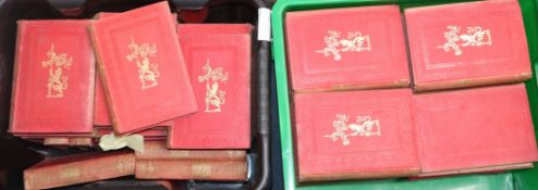 A complete set of Waverley novels