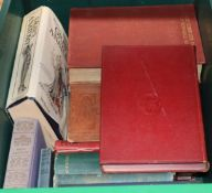 A quantity of assorted Poetical works and others