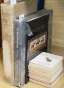 A J Munnings, Pictures of Horses and English Life, with an appreciation of by Lionel Lindsey, Eyre &