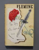 Fleming, Ian - The Spy Who Loved Me ..., 1st edition (1st impression), (10), 11-221pp including half