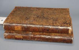 Peck, Francis Desiderata Curlosa, 2 volumes 1735