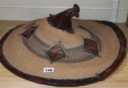 An Eastern hat