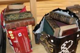Dumas Works, half calf and sundry other volumes