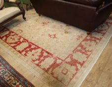 An Afghan Cobi carpet Approx. 500 x 410cm