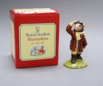 Royal Doulton Bunnykins: Airman, Businessman, Mystic, Father, Old Baloo, Fireman, Postman, Mother