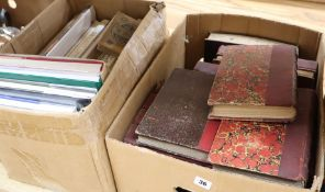 Lorenz Otto, Librairie Francais, 15 volumes