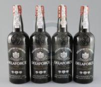 Eleven bottles of Delaforce 1966 Vintage Port