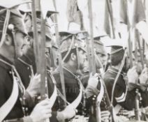 British Film History. The Charge of the Light Brigade film photograph and marketing archive, c.