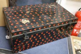 A British military campaign chest