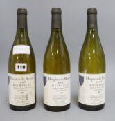Three Hospices de Beaune 2005 Meursault Cuvee Goureau