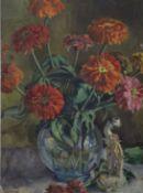 Gerard Ceunis, oil, still life