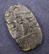 A Byzantine? carving