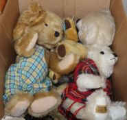 A quantity of Deans and Merrythought bears