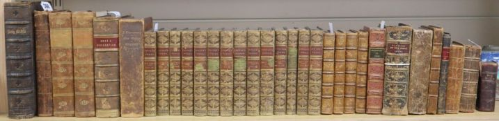 Miscellaneous bindings, including an early New Testament (n.d.), Cheshire's Bees & Bee-Keeping Vol