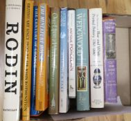 A collection of Art and Antique reference books: Victorian Comfort, John Gloag, A & C Black