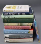 A collection of Art Biography reference books: Sir William Orpen, Konody & Dark, Seeley Service