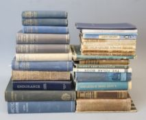 """Scott, Robert Falcon, Capt. - The Voyage of the """"Discovery"""", new edition, 2 vols, cloth, John"""