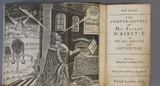 [John Gauden 1605-1622, Bishop of Worcester] - Charles I, King of England - Eikon Basilike, The
