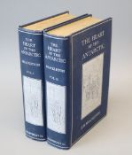 Shackleton, Ernest Henry, Sir - The Heart of the Antarctic, 1st edition, 2 vols, qto, original