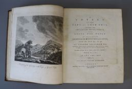 Sparrman, Anders - A Voyage to the Cape of Good Hope, 2nd edition, vol. one only, with folding