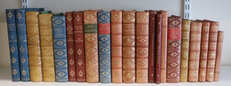 Samuel Pepys. A collection of 21 works relating to Samuel Pepys, originally in the library of