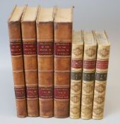 Hatsell, John - Precedents of Proceedings in the House of Commons, 4 vols, qto, contemporary calf,