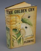 Fleming, Ian - The Man with the Golden Gun, 1st edition, 8vo, cloth with gilt spine and unclipped