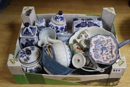 A quantity of ceramics