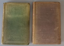 Tennyson, Alfred Lord - Maud, and Other Poems, 1st edition, 8vo, original green, blind-blocked