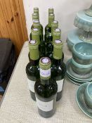 Eleven bottles of Cote de Gascogne 2017