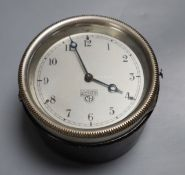 A Smiths car clock, serial number 343.564