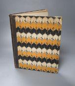 Khayyam, Omar - The Rubaiyat, translated by Edward Fitzgerald, illustrated by Anne Harriet Fish,