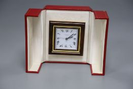 A Must de Cartier timepiece, cased