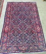A Farahan carpet, 227 x 147cm