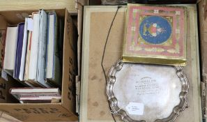 A large collection of Rifle Shooting memorabilia relating to H G and J Powell, 1950's and later,