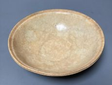 A Chinese Qing Bai bowl, Song Dynasty, 16cmCONDITION: Condition - good