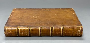 Select Fables of Aesop and Other Fabulists in Three Books, Birmingham, printed by J Baskerville