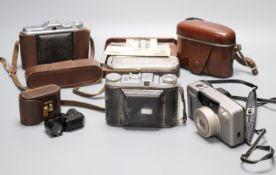 Four cameras etc
