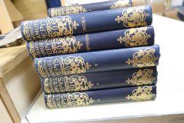 Samuel Pepys, 10 volumes